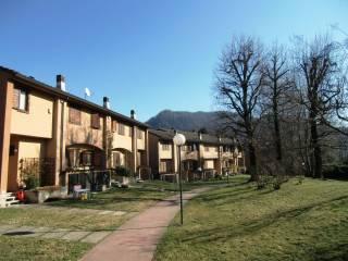 Foto - Villetta a schiera via Nuova Provinciale, Arlate, Calco