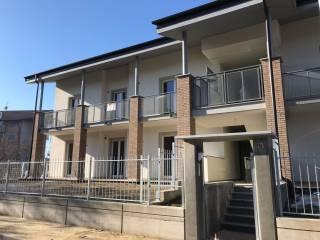 Foto - Appartamento nuovo, primo piano, Candiolo