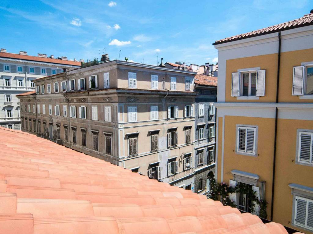 foto  Attico / Mansarda via della Zonta 4, Trieste