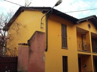 Foto - Villetta a schiera 3 locali, buono stato, Roccafranca