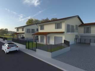 Foto - Villa, nuova, 108 mq, San Fiorano