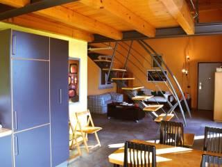 Foto - Loft / Open Space via Achille Grandi 1, Cabiate