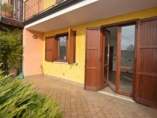 Foto - Appartamento via Sereto, Monticelli Brusati