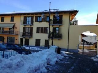 Foto - Quadrilocale piazza San Giuseppe Benedetto Cottolengo, Giaveno
