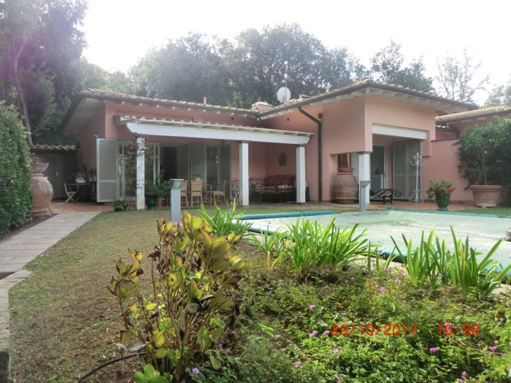 foto  Villa unifamiliare via dei Macchiaioli, Castiglione della Pescaia