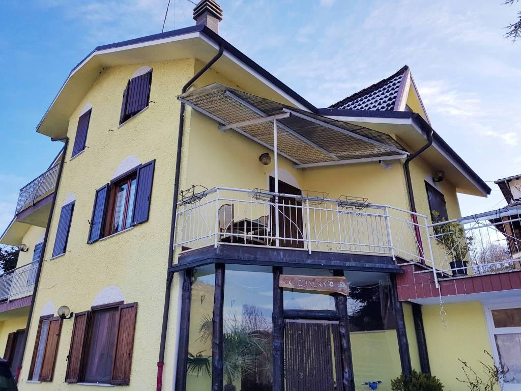 foto  Casa indipendente 250 mq, buono stato, Prasco