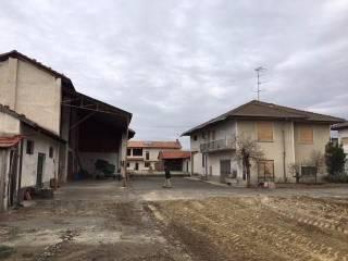 Foto - Rustico / Casale via Guglielmo Marconi 28, Arborio
