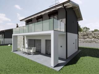 Foto - Villa, nuova, 174 mq, Mottalunga, Comignago