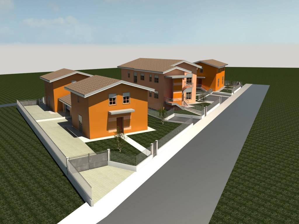 foto  Two-family villa via Salvo D'Acquisto, Isola Rizza