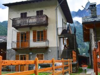Foto - Trilocale frazione Tignet, Valsavarenche