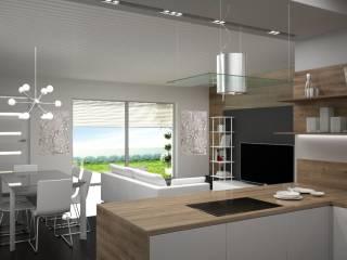 Foto - Villa, nuova, 127 mq, Tagliuno, Castelli Calepio