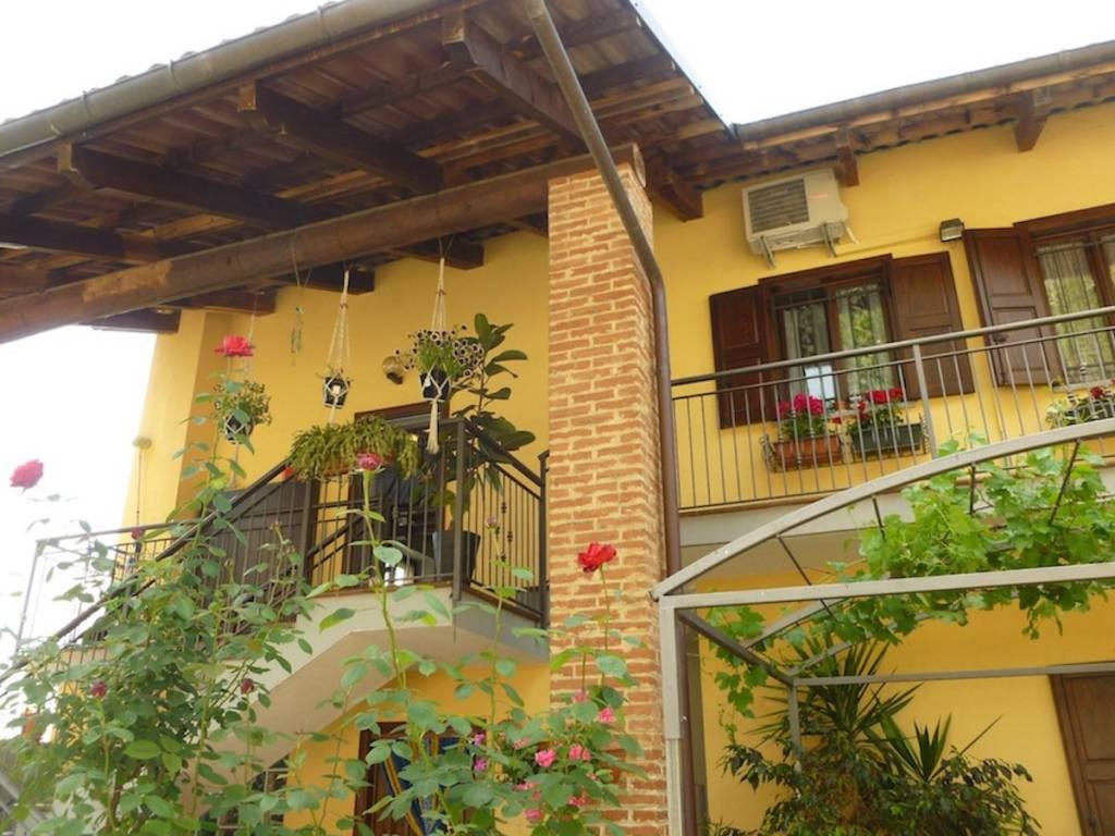 foto Facciata Casa indipendente via Aliberti, Castelnuovo Don Bosco