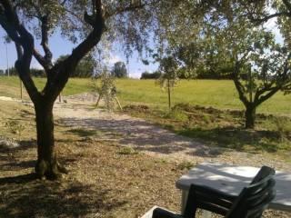 Foto - Villetta a schiera zona Campo sportivo, Belvedere Ostrense