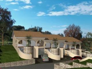 Foto - Villa via Chiusa dei Cerri, Castelnuovo Cilento
