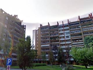 Foto - Trilocale ottimo stato, decimo piano, Pieve Emanuele