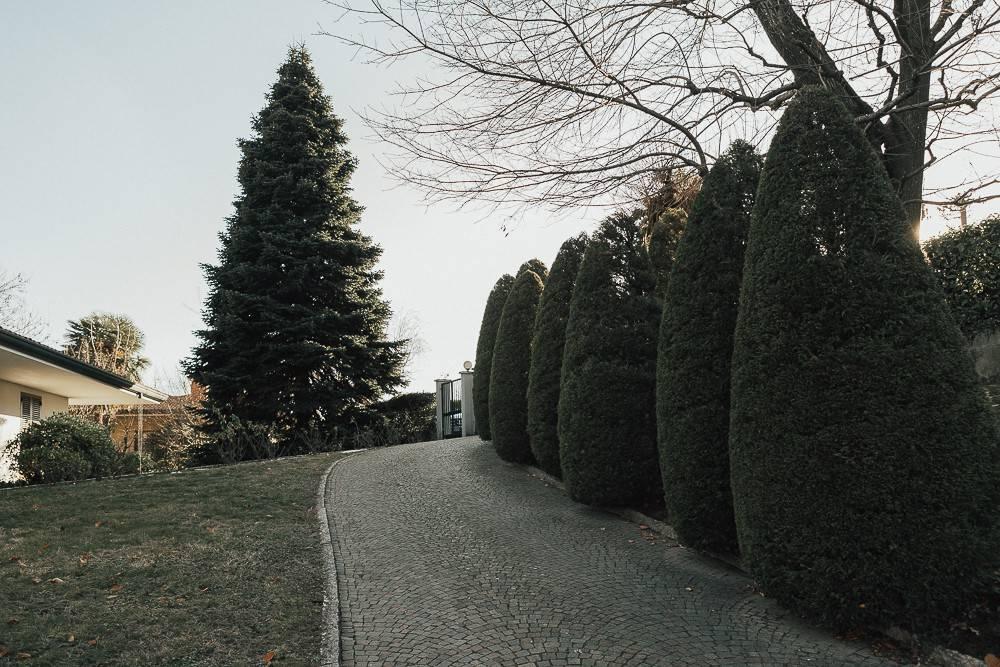 foto  Villa unifamiliare via Genova, Garbagnate Monastero