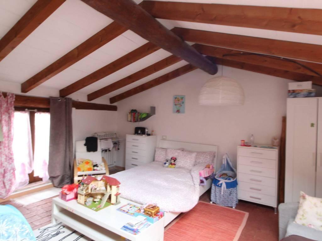 foto MANSARDA/2° Casa indipendente via discesa Sancroce, Castell'Arquato