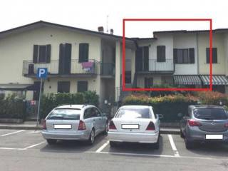 Foto - Villetta a schiera all'asta via dei Salici, Casale Cremasco-Vidolasco
