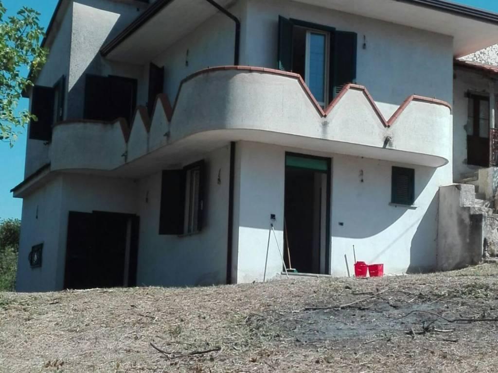 foto  Terraced house via Briccio, Alvignano