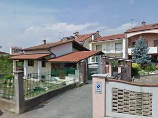 Foto - Villetta a schiera via Conti della Rocchetta 19, Livorno Ferraris