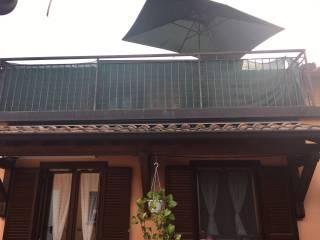 Foto - Villetta a schiera 2 locali, ottimo stato, Certosa di Pavia