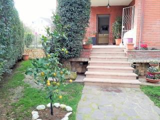 Foto - Villetta a schiera via Emerico Bolognini 10, Borgo Hermada, Terracina