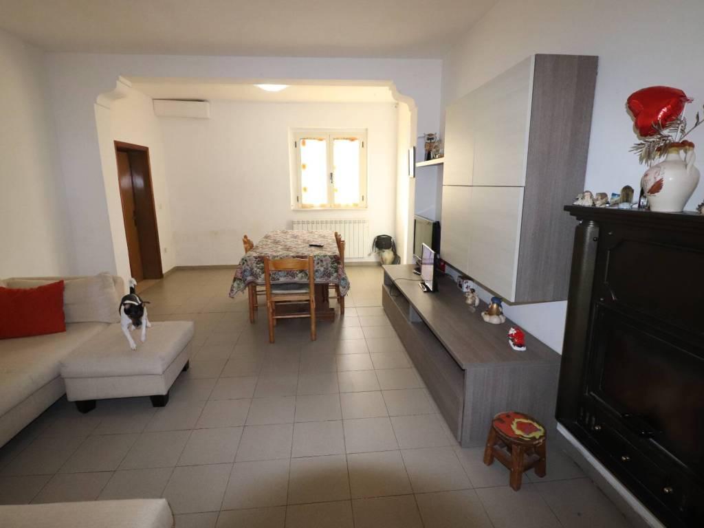 foto soggiorno Casa indipendente Strada Comunale Santa Maria, Corropoli