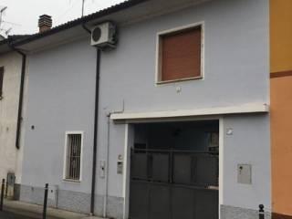 Foto - Casa indipendente via Arcivescovo Pavesi 15, Quinzano d'Oglio