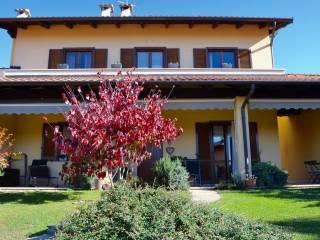 Foto - Villetta a schiera 4 locali, ottimo stato, Vergnasco, Cerrione
