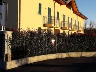 Foto - Bilocale nuovo, piano terra, Rogeno