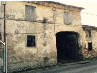 Foto - Rustico / Casale via Giuseppe Garibaldi 24, Scandolara Ravara