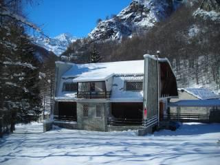 Foto - Trilocale via Malciaussia 45, Usseglio