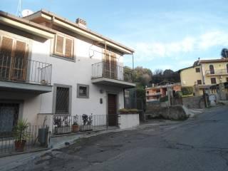 Foto - Villetta a schiera via San Filippo, Trevignano Romano