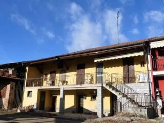 Foto - Trilocale via della Villa, Cervasca