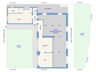 Foto - Appartamento via Cappelli Licinio 24, Rocca San Casciano