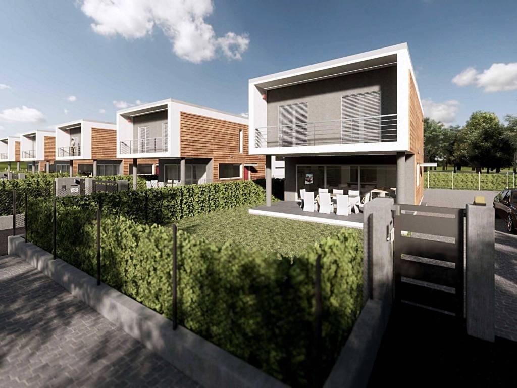 foto  Villa, nuova, 170 mq, Maggiora