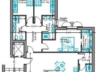 Foto - Appartamento via Giuseppe Garibaldi 3B, Montale