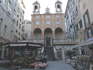 Foto - Bilocale buono stato, terzo piano, Caricamento, Genova