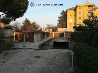 Foto - Box / Garage via Isonzo 7, Cerro Maggiore