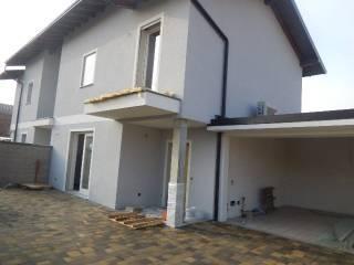 Foto - Villa, nuova, 127 mq, Romentino