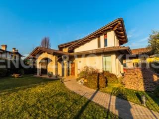 Foto - Villa via Miranghetta 31, Osio Sotto
