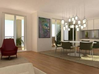 Foto - Appartamento via Alessandro Volta, 7, San Biagio, Monza