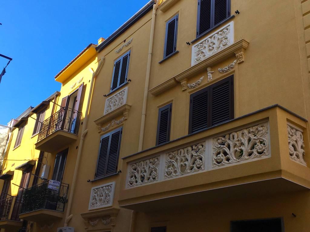 foto Prospetto Trilocale via Loreto, Altavilla Milicia