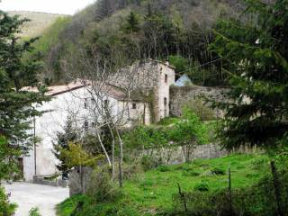 Foto - Rustico / Casale, da ristrutturare, 300 mq, Agolla, Sefro