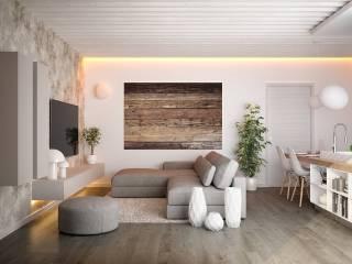 Foto - Villa, nuova, 138 mq, Calcinate