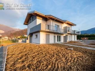 Foto - Villa, nuova, 170 mq, Berzo San Fermo