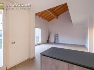 Foto - Villa, nuova, 161 mq, Berzo San Fermo