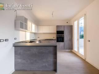Foto - Villa, nuova, 132 mq, Berzo San Fermo