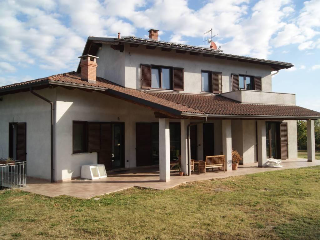 foto Esterno Villa via Circonvallazione, Vialfrè