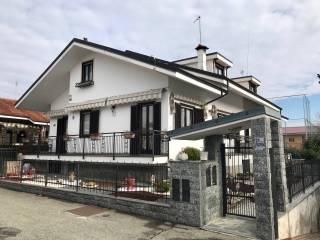 Foto - Villetta a schiera via Canonico Luigi Bonino, Airasca